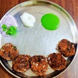 Veg Shaami Kebabs