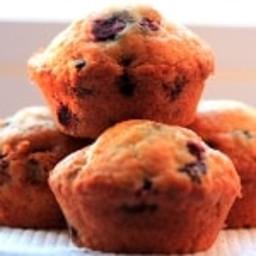 Vegan Blueberry Muffins Recipe