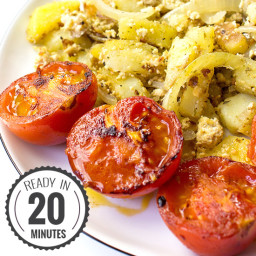 Vegan Breakfast Potatoes