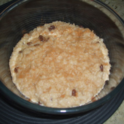 Vegan Brown Rice Pudding