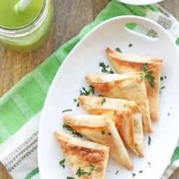 Vegan Cheese Samboosa