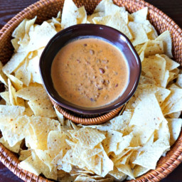 Vegan Chili Cheese Dip