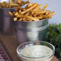 Vegan Coconut Lime Dipping Sauce