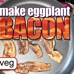 Vegan Eggplant Bacon Recipe