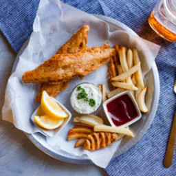 Vegan Fish and Chips
