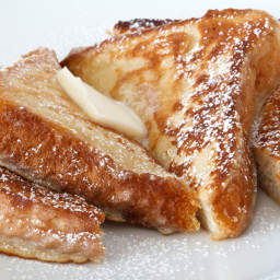 French Toast Breakfast Bigoven