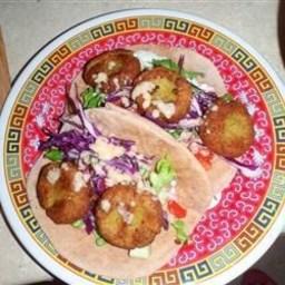 Vegan-Friendly Falafel