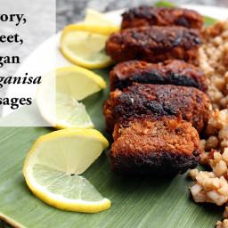 Vegan Longganisa