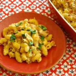 Vegan Mac with Cauliflower Béchamel