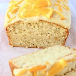 Vegan Orange Bread (Gluten-Free)
