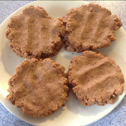 Vegan Peanut Butter Cookie