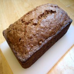 Vegan Pear Bread