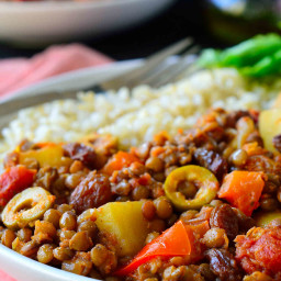 Vegan Picadillo