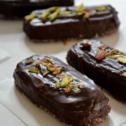 Vegan Protein Bars Recipe, No Bake Protein Bars