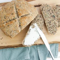 Vegan Seedy Bread