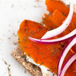 Vegan Smoked Salmon