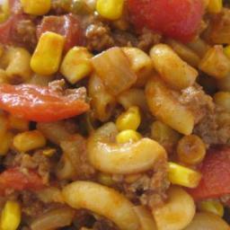 Vegetable Goulash