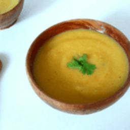 Vegetable Moong Dal Soup for Babies