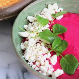 Vegetable Yogurt Dips