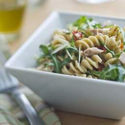 Vegetable and Tuna Pasta Salad