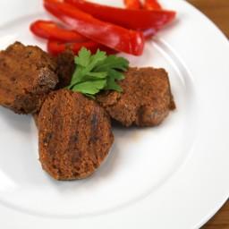 Vegetarian Breakfast Sausage Patty