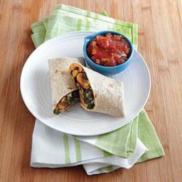 Vegetarian Burritos