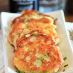 Vegetarian Potato Pancakes