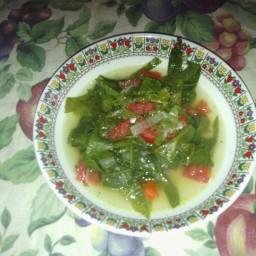 Vegetarian Southern-Style Collard Greens