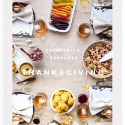 Vegetarian Thanksgiving Main Entree Recipe: Mini Pumpkin Pot Pie