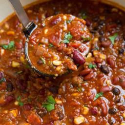 Vegetarian Quinoa Chili Recipe