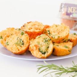 Veggie and Quinoa Egg Bites