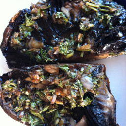 Veggie- Grilled Portobello