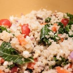 Veggie Quinoa Summer Salad