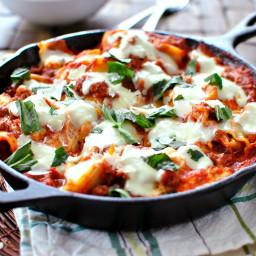Veggie Skillet Lasagna