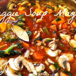 Veggie Soup Magic