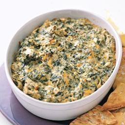 Appetizer - Spinach Artichoke Bake