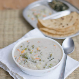 Vellai Kurma – Restaurant Style South Indian White Vegetable Korma
