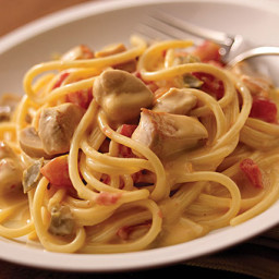 VELVEETA® Spicy Chicken Spaghetti