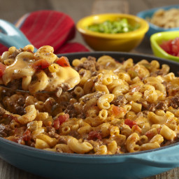 VELVEETA® Taco Mac and Cheese