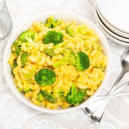 Velvety Macaroni
