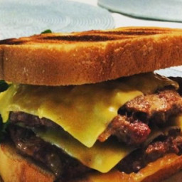 Venison Bacon Burgers Recipe