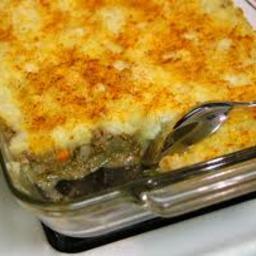 Venison Shepherds Pie