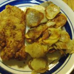Vern's Southern Fried Potatoes