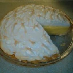 Vern's Southern Style Lemon Pie