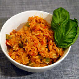 Veronica's Easy Spanish Rice
