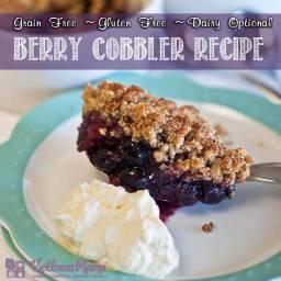 Very Berry Cobbler