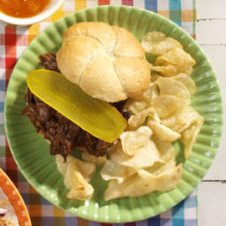 Very Best Barbecue Beef Sandwiches Recipe