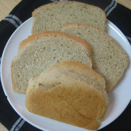 Very Little Bother Oat Bread
