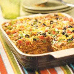 Vicki's Mexican Lasagna