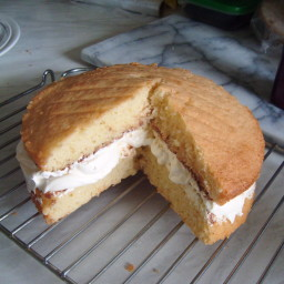 Victoria Sandwich with a twist